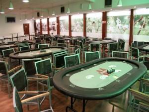 Animation Tournoi de Poker pour les partenaires de l'ASSE