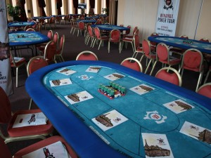 Organisation de tournois de Poker pour Winamax, leader français du Poker en ligne