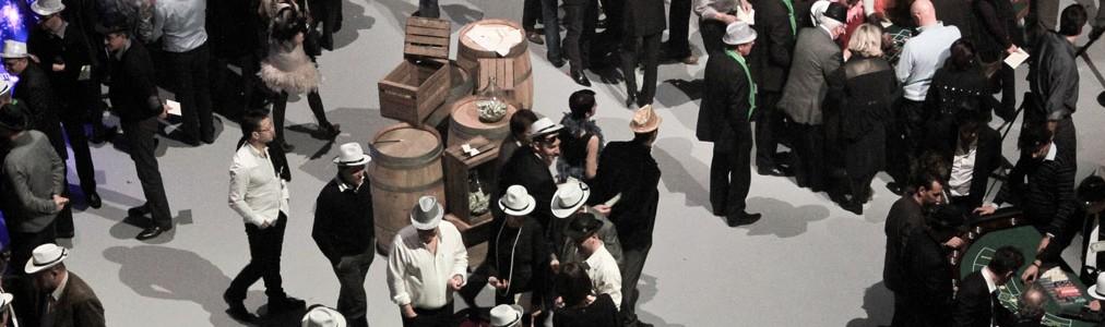 Soirée Casino Prohibition