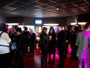 Organisation d'une soirée clients par un cabinet en gestion de patrimoine à l'Aquarium du Grand Lyon